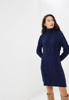 Платье, Pink Frost, цвет: синий. Артикул: PI023EWDEQJ5. Одежда / Платья и сарафаны