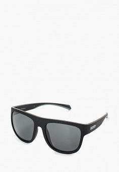 Очки солнцезащитные, Polaroid, цвет  черный. Артикул  PO003DMCWNK6.  Аксессуары   Очки 90b50586cf3