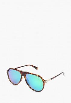 b3fbe943fbd0 Очки солнцезащитные, Polaroid, цвет  коричневый. Артикул  PO003DMCWNP6.  Аксессуары   Очки
