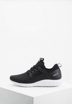 594d71ad Кроссовки, Polo Ralph Lauren, цвет: черный. Артикул: PO006AMEFNS9. Обувь /