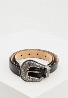Ремень, Polo Ralph Lauren, цвет  черный. Артикул  PO006DWDMDR6. Аксессуары   7bec3e308fa