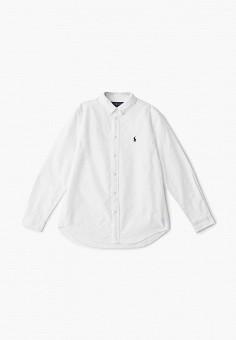 3f6a386af Рубашка, Polo Ralph Lauren, цвет: белый. Артикул: PO006EBDMBY9. Polo Ralph