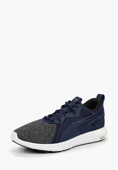 Кроссовки, PUMA, цвет  синий. Артикул  PU053AMZIS75. Обувь   Кроссовки и bc14db8c612