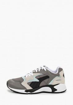 463bda0a Кроссовки, PUMA, цвет: серый. Артикул: PU053AUDZTK2. Обувь / Кроссовки и