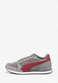 Кроссовки, PUMA, цвет  серый. Артикул  PU053AUDZWA9. Обувь   Кроссовки и 55cd802ba24