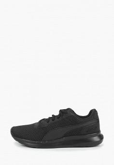 5d29ab60 Кроссовки, PUMA, цвет: черный. Артикул: PU053AUDZWE5. Обувь / Кроссовки и