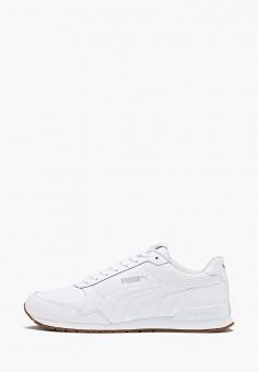 8b0e1507cf599 Кроссовки, PUMA, цвет: белый. Артикул: PU053AUFRMK2. Обувь