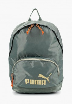 Рюкзак, PUMA, цвет  зеленый. Артикул  PU053BWCJHT9. Аксессуары   Рюкзаки c21db21c2b2