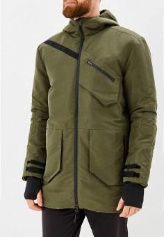 db168362e2ca Куртка утепленная, PUMA, цвет  хаки. Артикул  PU053EMCJJL5. Одежда   Верхняя