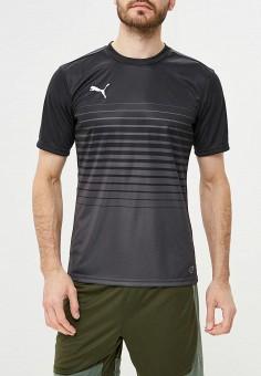 0c593ef79a7e Футболка спортивная, PUMA, цвет  черный. Артикул  PU053EMCJKK0. Одежда    Футболки