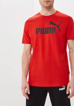 39519518c957 Футболка, PUMA, цвет: красный. Артикул: PU053EMDZRE1. Одежда / Футболки и