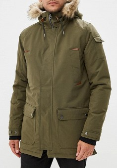 Куртка утепленная, Quiksilver, цвет  хаки. Артикул  QU192EMCFGD9. Quiksilver 9478aeefc6a