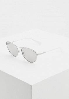 Очки солнцезащитные, Ralph Ralph Lauren, цвет  серебряный. Артикул   RA002DWDBDY2. Аксессуары 58439abc7e6