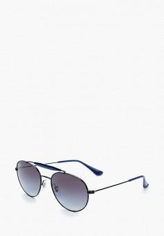 Очки солнцезащитные, Ray-Ban®, цвет  черный. Артикул  RA014DKBHAN3. 18f6acd008