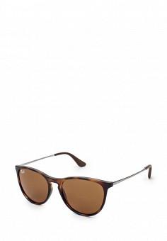 Очки солнцезащитные, Ray-Ban®, цвет  коричневый. Артикул  RA014DKPAU34. ca2974a460fa