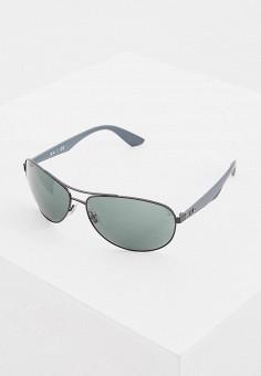 Очки солнцезащитные, Ray-Ban®, цвет  черный. Артикул  RA014DMHCL16. e55794828f5