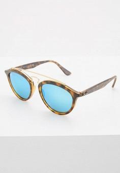 Очки солнцезащитные, Ray-Ban®, цвет  мультиколор. Артикул  RA014DUHXG17. 89e04460a76a