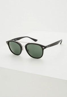 Очки солнцезащитные, Ray-Ban®, цвет  черный. Артикул  RA014DUZCE28. 195bd9c1251