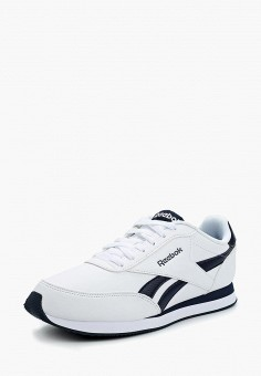 18554f2ee4c1 Кроссовки, Reebok Classics, цвет  белый. Артикул  RE005AUALKY1. Обувь    Кроссовки