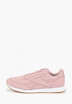 813795e9 Кроссовки, Reebok Classics, цвет: розовый. Артикул: RE005AWEHJL6. Reebok  Classics