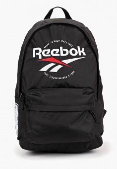7229554c183a Рюкзак, Reebok Classics, цвет: черный. Артикул: RE005BUFKDC7. Аксессуары /  Рюкзаки