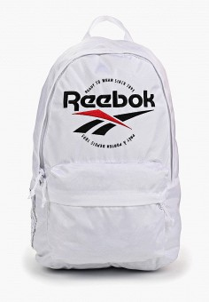 9a1cab312f68 Рюкзак, Reebok Classics, цвет: белый. Артикул: RE005BUFKDC9. Спорт / Все