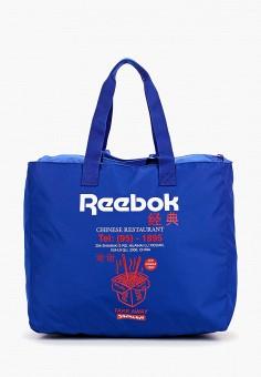831ac15ec13e Сумка дорожная, Reebok Classics, цвет: синий. Артикул: RE005BUFKDD1.  Аксессуары /