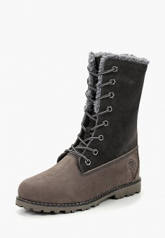 7ccfae82 Ботинки, Reflex, цвет: серый. Артикул: RE024AWCRKG4. Обувь / Ботинки