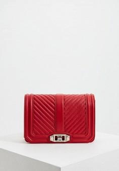 9b0fe30b52c0 Сумка, Rebecca Minkoff, цвет: красный. Артикул: RE035BWELJH6. Premium /  Аксессуары