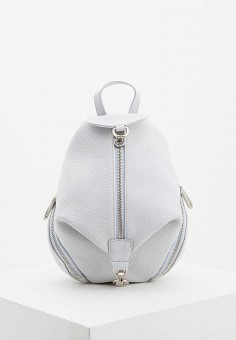 d33f0c68d1b5 Рюкзак, Rebecca Minkoff, цвет: серый. Артикул: RE035BWEVXX8. Аксессуары /  Рюкзаки