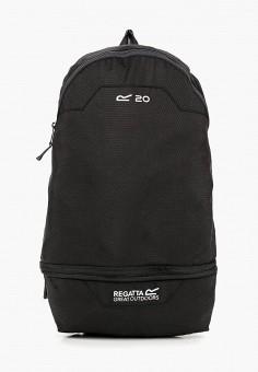 5c3e880b86b8 Рюкзак, Regatta, цвет: черный. Артикул: RE036BUEMRP4. Спорт / Трекинг и.  трекинг/туризм