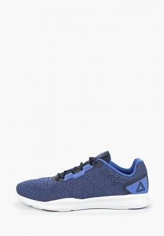 08ea38c2 Кроссовки, Reebok, цвет: синий. Артикул: RE160AMEEAE6. Обувь / Кроссовки и
