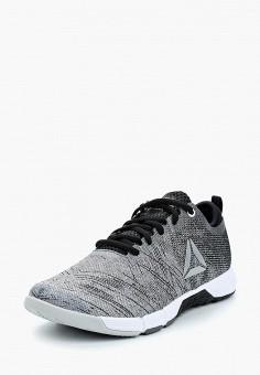 fa35ee3c8bbe Кроссовки, Reebok, цвет  серый. Артикул  RE160AWALNZ5. Обувь   Кроссовки и