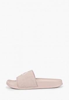 c4580d461e26 Сланцы, Reebok, цвет  розовый. Артикул  RE160AWEEAG0. Обувь   Резиновая  обувь