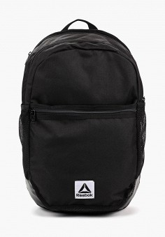 7b54b1ff7fc1 Рюкзак, Reebok, цвет: черный. Артикул: RE160BUFKPC2. Спорт / Фитнес /
