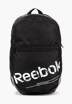 95c37c732da2 Рюкзак, Reebok, цвет: черный. Артикул: RE160BUFKPC3. Спорт / Фитнес /