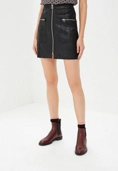 20095bc18a4 Купить кожаные юбки от 699 руб в интернет-магазине Lamoda.ru!