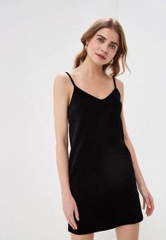 13eeca0d0c5a3cd Платье, River Island, цвет: черный. Артикул: RI004EWEXLW8. Одежда / Платья