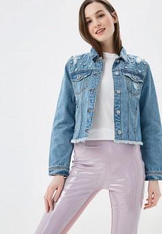 f16c5760afe8 Купить женские джинсовые куртки и жилеты Rinascimento (Ринасчименто ...