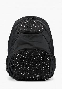 d9efb1989fac Рюкзак, Roxy, цвет  черный. Артикул  RO165BWCFHH7. Спорт   Все спортивные