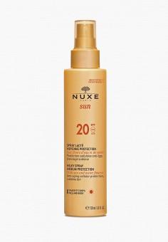 Молочко для лица, Nuxe, цвет: прозрачный. Артикул: RTLAAF346801. Красота / Солнцезащитные средства и автозагары