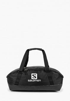 4f3b4020 Сумка спортивная, Salomon, цвет: черный. Артикул: SA007BUDSMT4. Аксессуары  / Сумки