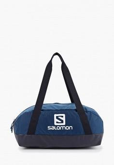 37911b4700ee Сумка спортивная, Salomon, цвет: синий. Артикул: SA007BUFPBF7. Спорт /  Трекинг