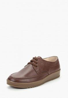 580ee634f Туфли, Salamander, цвет: коричневый. Артикул: SA815AMMDL38. Обувь / Туфли