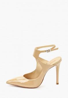 Купить бежевые женские туфли от 399 руб в интернет-магазине Lamoda.ru! fb352f807f9