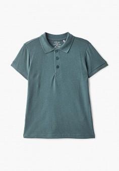 4777498c17c99 Поло, Sela, цвет: зеленый. Артикул: SE001EBFBOO1. Мальчикам / Одежда /