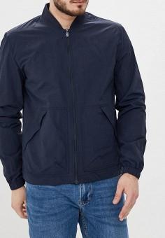 4fd2cc5f Ветровка, Sela, цвет: синий. Артикул: SE001EMDQGL2. Одежда / Верхняя одежда