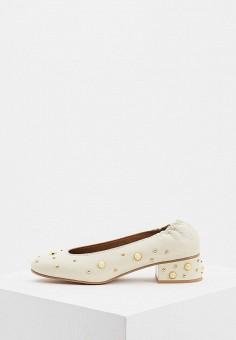 Купить женские закрытые туфли класса премиум от 4 690 руб в интернет ... 84e3a1d4bf1