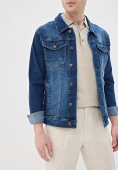 191472457398 Мужские джинсовые куртки — купить в интернет-магазине Ламода