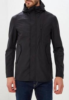 Куртка, Sisley, цвет  черный. Артикул  SI007EMBYWT0. Одежда   Верхняя одежда ddfbb5076f4